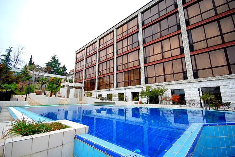 Сочи-бриз, гостиничный комплекс