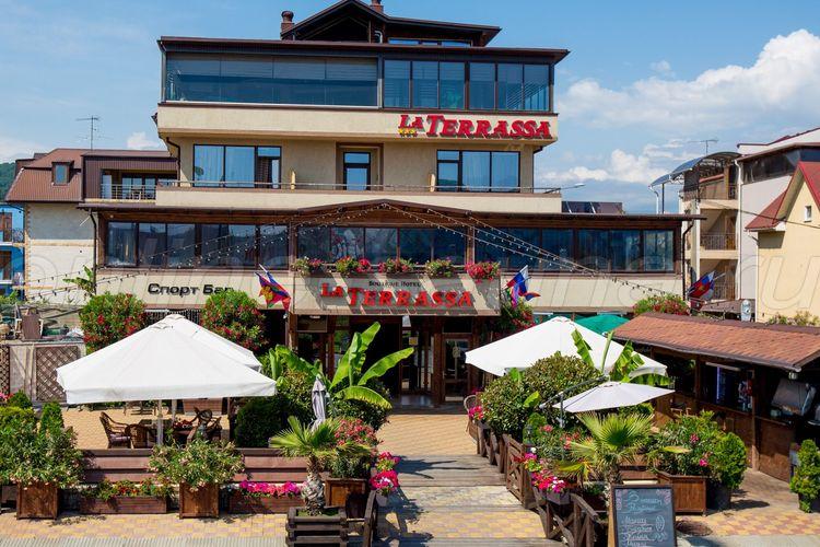 La Terrassa, ресторанно-гостиничный комплекс